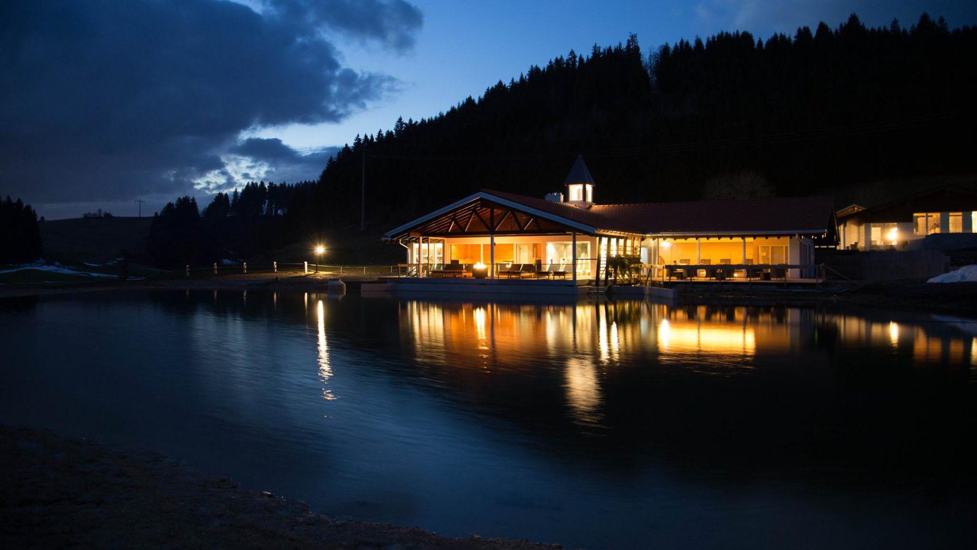 Haus am See Haubers Alpenresort, Strategie Konzept, Preisstrategie Dr. Chistoph Nussbaumer