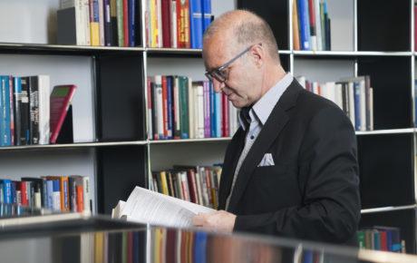Senior Consultant Dr. Christoph Nussbaumer, strategischer Hotelberater