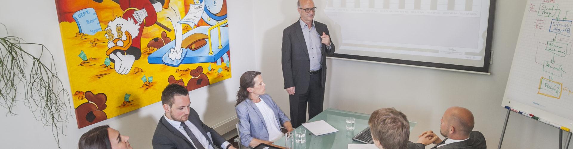 Strategieentwicklung, Dr. Christoph Nussbaumer Strategy Consultants GmbH