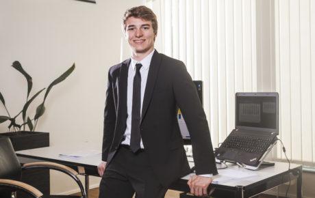 Praktikant Leon Nussbaumer, Dr. Christoph Nussbaumer Strategy Consultants GmbH